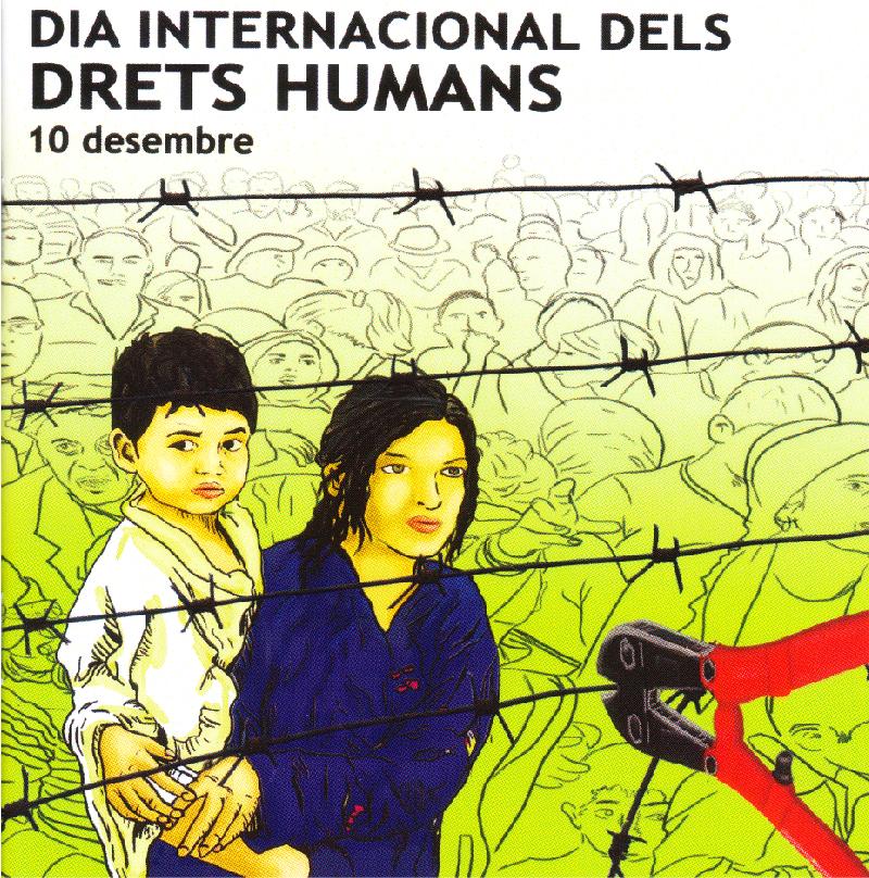 DIA INTERNACIONAL DELS DRETS HUMANS - 2016