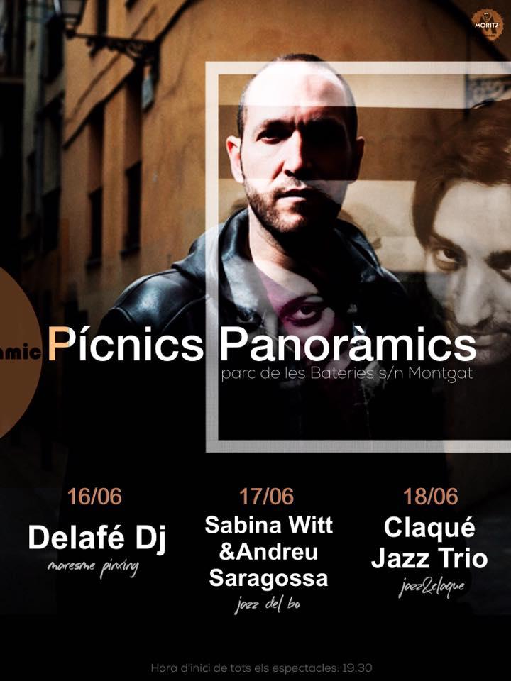 17 de junio- Sabina Witt & Andreu Zaragoza- Panoràmic (Montgat)- 19:30hs