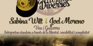 October 15- Sabina Witt & Joel Moreno- La Miranda (Bcn)- 13h.