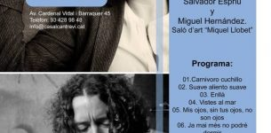 March 22 – Vistes al Mar a Can Travi (Bcn)- 19:30h