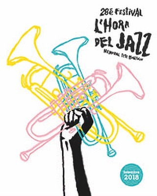September 23- Crisàlides – Hora del Jazz (Barcelona)- 17h
