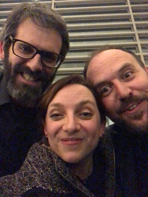 February 9- Sabina Witt-Roger Mas-Oriol Roca- Hotel eurostars (Bcn)- 20h.