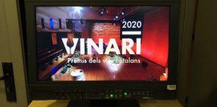 9 d'octubre-Premis Vinaris 2020 (Vilafranca del Penedès)- 22h Canal33